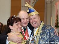 Empfang der Prinzenpaare bei Dr. D. Woidke 2015_16