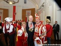 Empfang der Prinzenpaare bei Dr. D. Woidke 2015_1