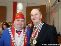 Empfang der Prinzenpaare bei Dr. D. Woidke 2015_24
