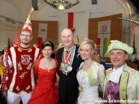 Empfang der Prinzenpaare bei Dr. D. Woidke 2015_25