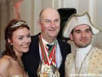 Empfang der Prinzenpaare bei Dr. D. Woidke 2015_31