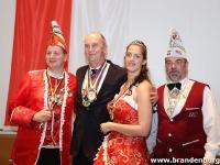 Empfang der Prinzenpaare bei Dr. D. Woidke 2015_37
