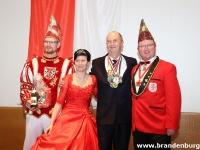 Empfang der Prinzenpaare bei Dr. D. Woidke 2015_39