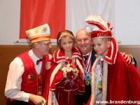 Empfang der Prinzenpaare bei Dr. D. Woidke 2015_41