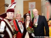 Empfang der Prinzenpaare bei Dr. D. Woidke 2015_44