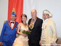 Empfang der Prinzenpaare bei Dr. D. Woidke 2015_50
