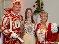Empfang der Prinzenpaare bei Dr. D. Woidke 2015_5