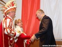 Empfang der Prinzenpaare bei Dr. D. Woidke 2015_62