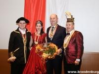 Empfang der Prinzenpaare bei Dr. D. Woidke 2015_69