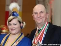 Empfang der Prinzenpaare bei Dr. D. Woidke 2015_7