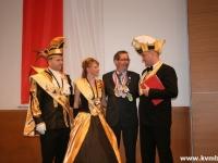 Empfang der Prinzenpaare bei M. Platzeck 2013