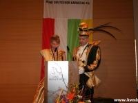 Empfang der Prinzenpaare bei M. Platzeck 2013_28
