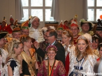 Empfang der Prinzenpaare bei M. Platzeck 2013_31