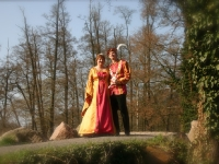 Fotoshooting I. Prinzenpaar KVMB