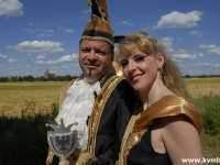Fotoshooting II. Prinzenpaar KVMB