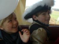 I. Kinderprinzenpaar KVMB 2012