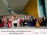 Karnevalsempfang im Bundeskanzleramt_6