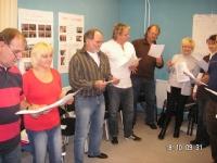 Werkstatt 2008 - Gesang